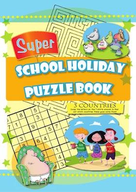 School Buzzle book