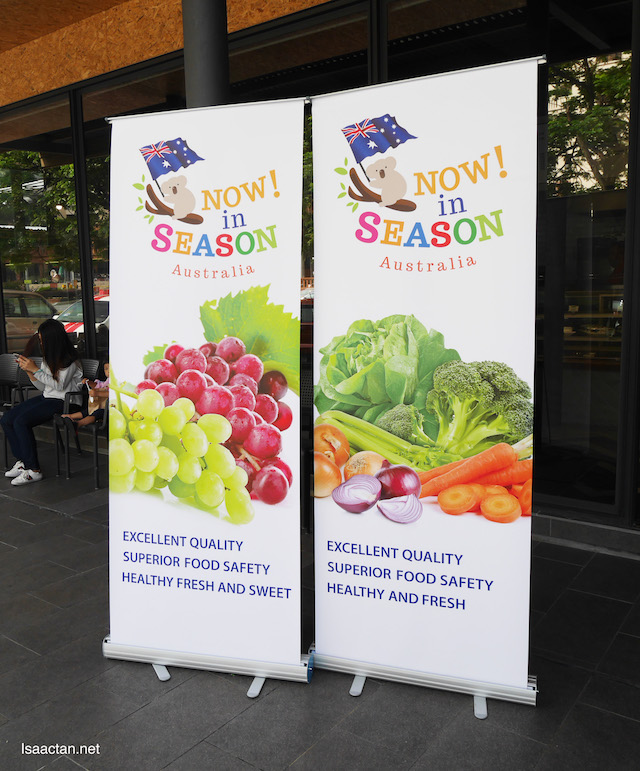 Now In Season! Superb Australian Fruits and vegetables