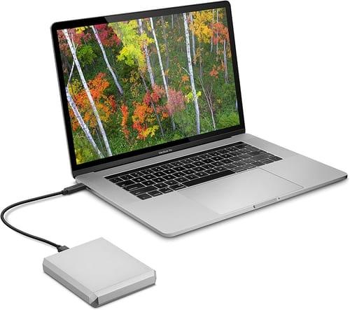Review LaCie Mobile Drive 5TB External Hard Drive