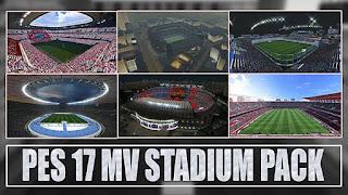 Images - PES 2017 MV Stadium Pack 2020 (42 Stadiums)