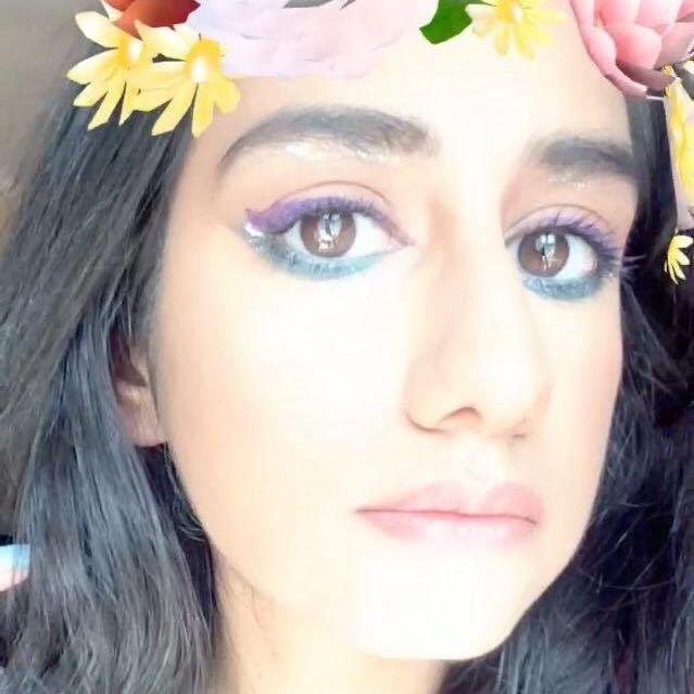 Coaca Glam Festival Makeup Look