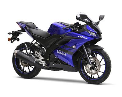 Motor Yamaha R15 V3