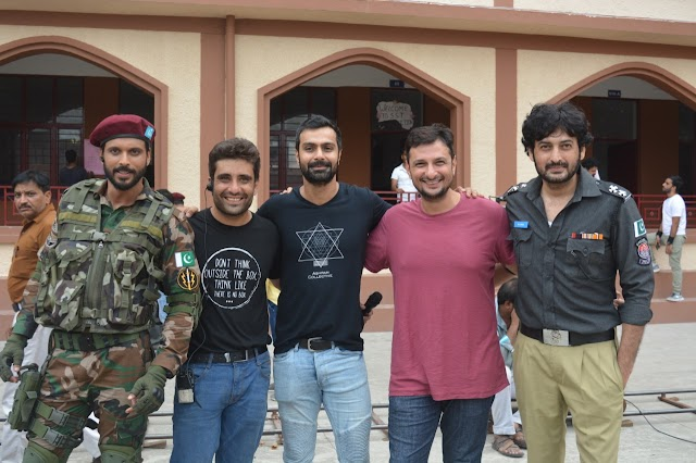 """Director Jehangir Irroni most waited web series """"Peshawar"""" trailer is out now"""