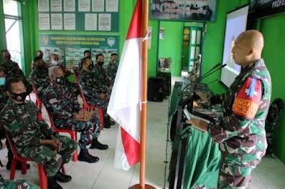 Buka Koramil Model, Dandim 0101/Aceh Besar : Prajurit Apkowil Harus Paham dan Mampu Laksanakan Fungsinya