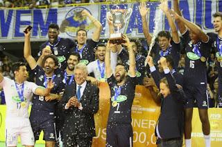 VOLEIBOL - El Sada Cruzeiro repite título y vuelve a dejar la plata al Zenit Kazan