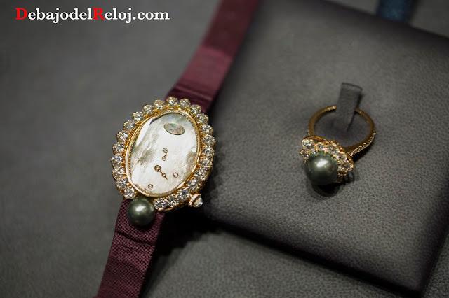Perles Impériales Haute Joaillerie