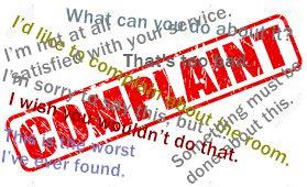 Handling Complaints