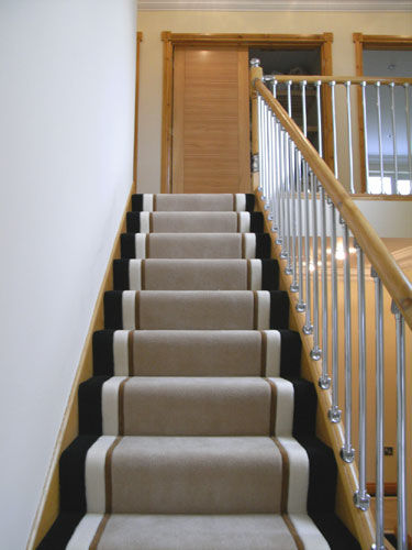 10 Carpet Stairs Design Ideas The Grey Home
