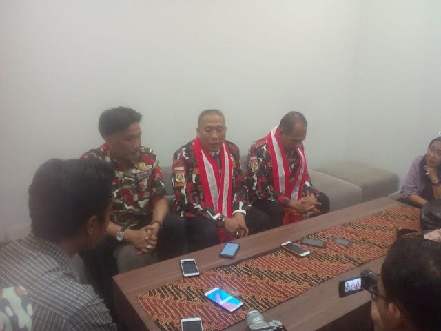 Bertempat di Hotel Horison Bandar Lampung Laskar Merah Putih Mengadakan Pelantikan Markas Daerah Laskar Merah Putih Provinsi Lampung periode 2020 - 2024, acara ini sebagai sarana Silaturahmi,Mempererat dan menumbuhkan kepedulian terhadap masyarakat, kamtibnas, serta  pembangunan daerah diprovinsi Lampung.