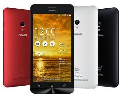 Smartphone Android Terbaik - ASUS ZenFone