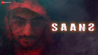 सांस Saans Lyrics In Hindi - Kevy Chahal