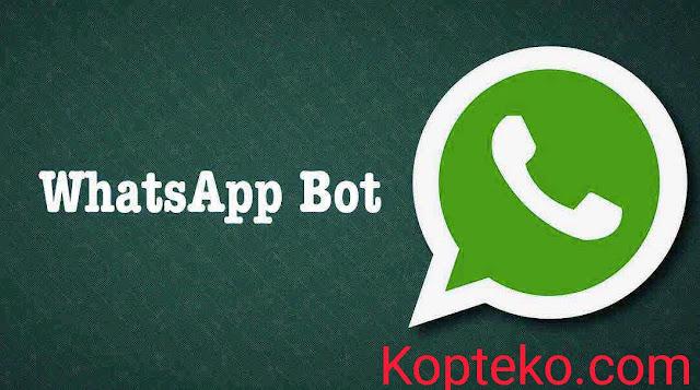 Cara Membuat BOT WhatsApp