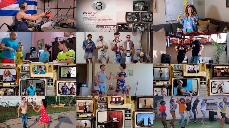 Los Van Van - ¨Resolución¨ - Videoclip - Dirección: Maykel Román. Portal Del Vídeo Clip Cubano