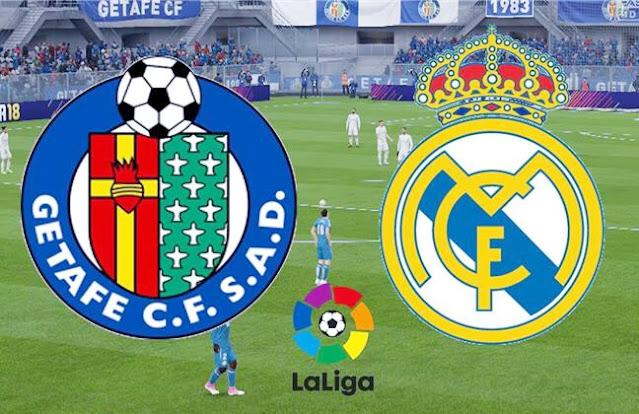 ريال مدريد و خيتافي