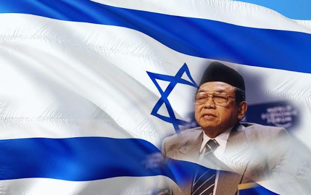 gus dur menjalin hubungan diplomatik dengan israel