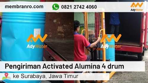 Jual Activated Alumina Jakarta Jiangxi Xintao