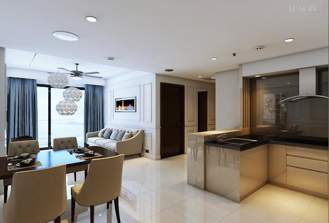 Căn hộ Luxury Apartment Đà Nẵng
