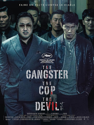 The Gangster, the Cop, the Devil (2019) Dual Audio [Hindi [Fan Dub] – Korean] 720p | 480p HDRip x264 900Mb | 350Mb