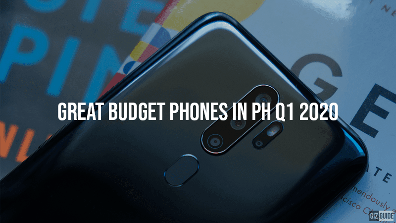 5 great smartphones under PHP 10K in the Philippines (Q1 2020)