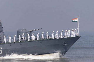 MoU Signed Between Indian Navy and INCOIS