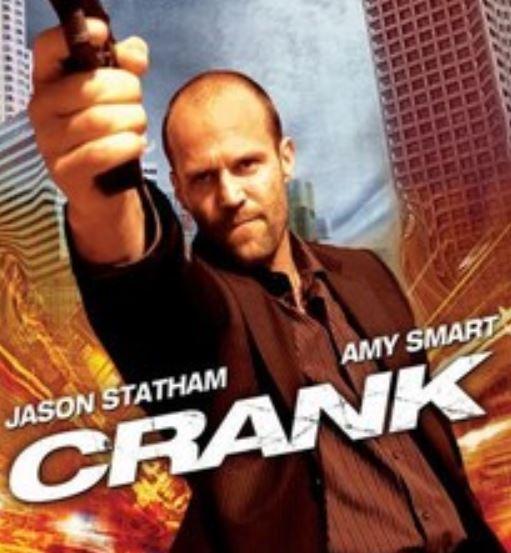Εκτός ορίων (Crank) ταινία του 2006 με τον Jason Statham