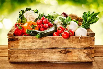 tips to eliminate belly fat eat raw vegetables.