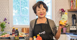 Mommy Choi, founder of Mommy Sauce