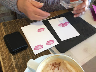 Coffee and Cards , Oh So Eclectic card