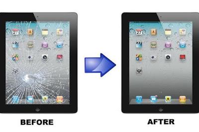 Thay màn hình ipad 2 tại hà nội