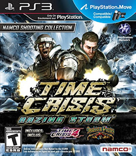 Time Crisis Razing Storm PS3 Torrent