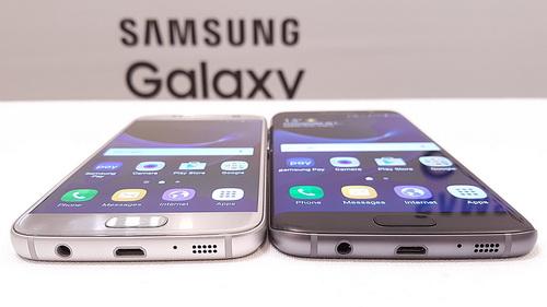 Perbedaan Samsung Galaxy S6 vs. Samsung Galaxy S7