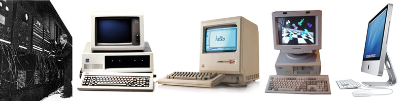 JEMNET TECHNOLOGIES: evolution of computers images