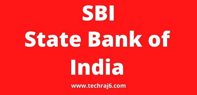 SBI full form, what is the full form SBI