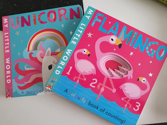 flamingo-unicorn-my-little-world-books