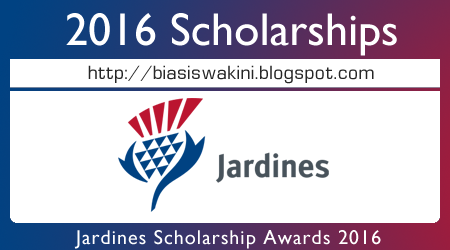 Jardines Scholarship Awards 2016