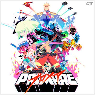 Promare - [2019]