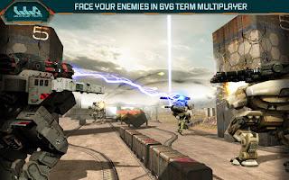 Walking War Robots APK Mod