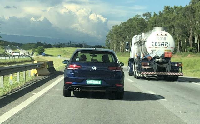VW Golf GTE híbrido