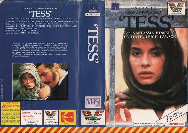 "Pelicula: ""Tess"" - 1979"