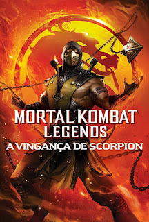 Mortal Kombat Legends: A Vingança de Scorpion - BDRip Dual Áudio