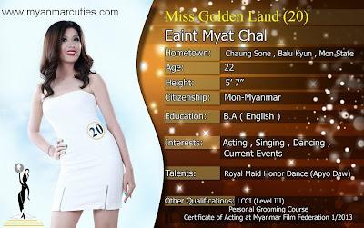 Eaint Myet Cheal