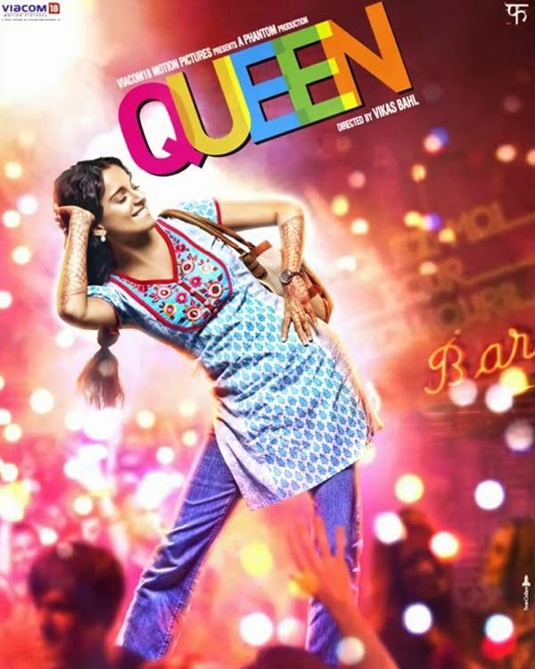 Queen - best Bollywood movie