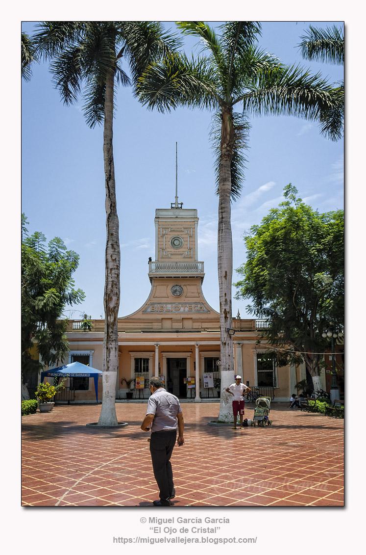 Barranco - Lima, Biblioteca Pública.