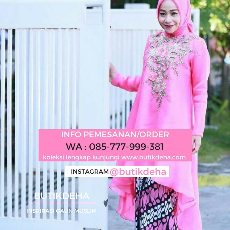 Butikdeha Contoh Gaun Hamil Bagus Hubungi Cs 085 777 999 381