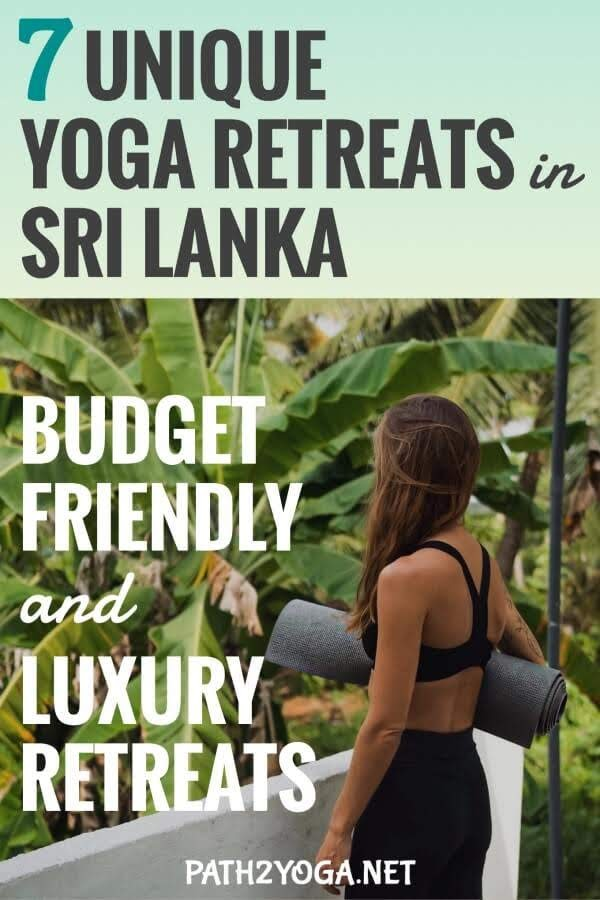 7 Unique Yoga Retreats in Sri Lanka for Every Budget
