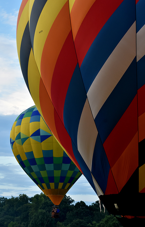 Atlanta Balloon Glow | Photo: Travis Swann Taylor
