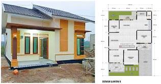 Pengertian dan Inspirasi Desain Rumah Type 45