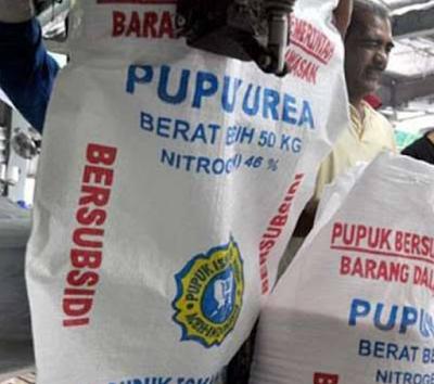 Petani yang Mendapat Pupuk Bersubsidi Harus Terdata di eRDKK