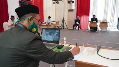 Jalankan Aturan PSBB, MTQ XIV PW JQHNU Jatim Kapolda Cup Digelar Virtual