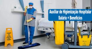 Auxiliar de Higienização